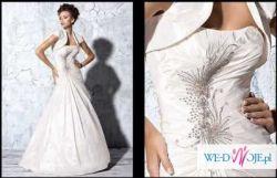 Sprzedam oryginalną suknię CLASSA C-765