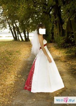 sprzedam oryginalna suknie slubna