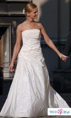 Sprzedam oryginalną suknię ślubną BIKI