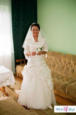 Sprzedam oryginalną suknię ślubną Classa z kolekji 2007