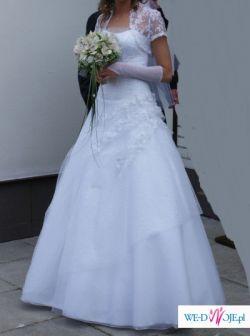Sprzedam Oryginalną Suknię Ślubną firmy La Sposa model Venecia