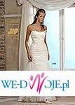 Sprzedam oryginalną suknię ślubną Urszuli Mateji model 605+bolerko