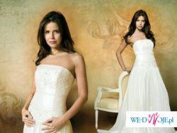 Sprzedam oryginalną suknie z kolekcji ASPERA rozm. 40/42