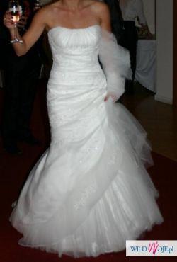 Sprzedam piękną hiszpańską suknię. POLECAM!!!!!!