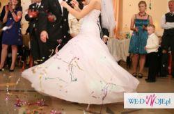 Sprzedam piękną nietypową suknię ślubną