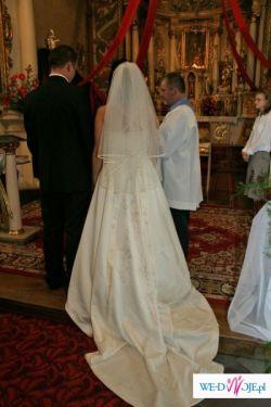 Sprzedam piękną, oryginalną suknię Demetrios!!!!!!