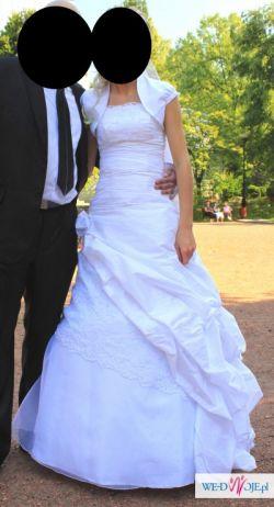 9a9df09d7a Sprzedam piękną suknią ślubną
