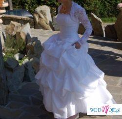 Sprzedam piękną suknię....38/40 ....Zakopane OKAZJA