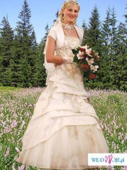 Sprzedam piękna suknię