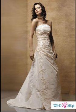 Sprzedam piekną suknię Agnes
