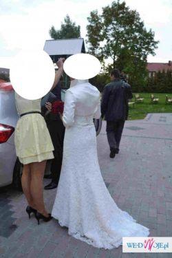 sprzedam piękną suknię Agnes tanio