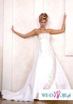 Sprzedam piękną suknię Chris Coutur model Amor