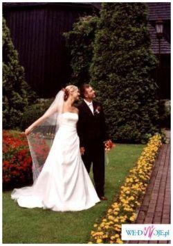Sprzedam piękna suknię Chris Cuture