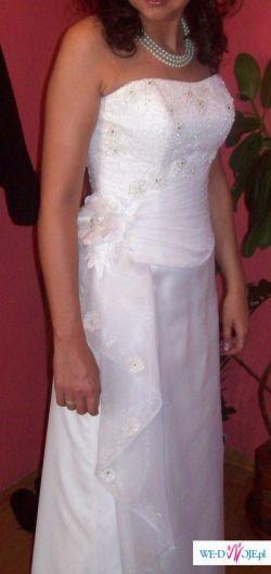 Sprzedam piękną suknię Cosmobella 7177 za 1000zł.