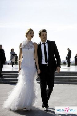 sprzedam piękną suknię CYMBELINE - NOWA!