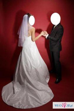 sprzedam piekną suknię DEMETRIOS 4248