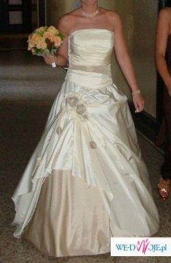 Sprzedam piękną suknie DRAPERIA