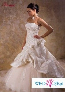 Sprzedam piekna suknie FARAGE model PRIMA