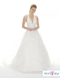 Sprzedam piękną suknię firmy Sincerity
