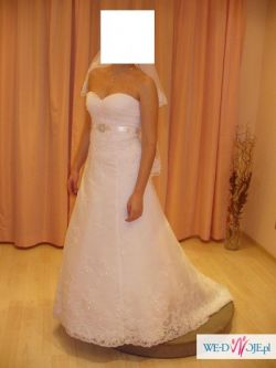 Sprzedam piękną suknię Hemsa