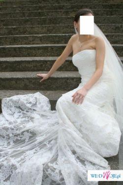 Sprzedam piękna suknię INDIA PRONOVIAS