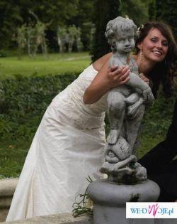 Sprzedam piękną suknię JULIA ROSA  2008 ,model 830 !!!!!!