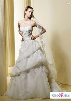 Sprzedam piekna suknie LA SPOSA FLORA 2009r