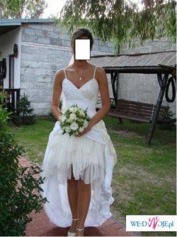 Sprzedam piękną Suknię PAPILIO