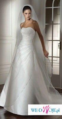Sprzedam piekną suknię PRONOVIAS DIVA 2008