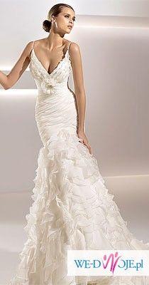 Sprzedam piekna suknie Pronovias Galant