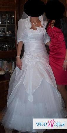 Sprzedam piękną suknię slubną