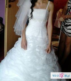 Sprzedam Piękną Suknie Ślubną!