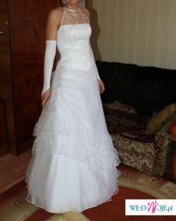 Sprzedam piękną suknie ślubną !!