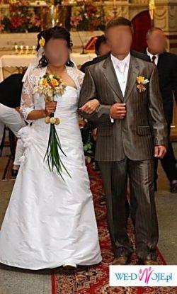 Sprzedam piekną suknię ślubną!!!