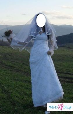 Sprzedam Piękną suknie Slubna