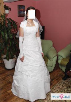 Sprzedam piekna suknie slubna