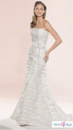 bd44010e9b sprzedam piękną suknię ślubną atelier diagonal 2840 - Suknie ślubne ...