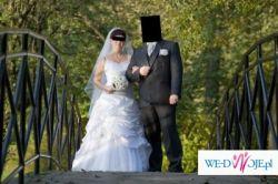 Sprzedam piękną suknię ślubną Jaśmin 2009
