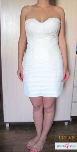 Sprzedam piękną suknię ślubną MAXIMA model 2614