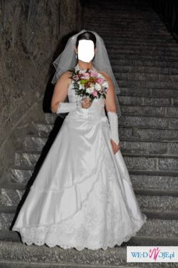 Sprzedam piękną suknie ślubną model Carcade z kolekcji 2010