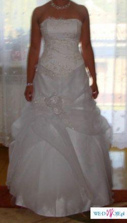 Sprzedam piekna suknie slubna model Chantal z kolekcji  z 2008 r