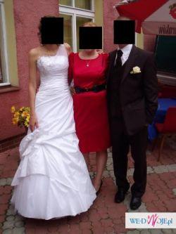 Sprzedam piękną  suknię ślubną - Model Pamela 2011