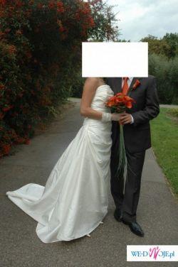 Sprzedam piękną suknię ślubną MODEL SEMILLA