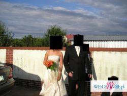 Sprzedam piękną suknie ślubną MORI LEE