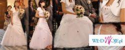 Sprzedam piękną suknie ślubną, polecam!!!!