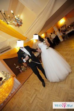 Sprzedam piękną suknie ślubną princessa