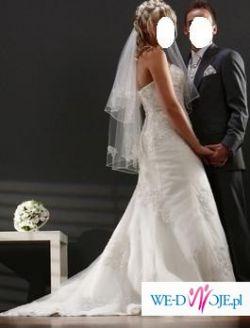 Sprzedam piękną suknię ślubną SINCERITY 3143