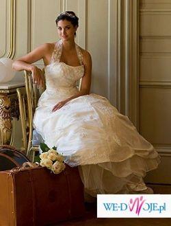 Sprzedam piękną suknię ślubną. Suknia Sincerity model 3506