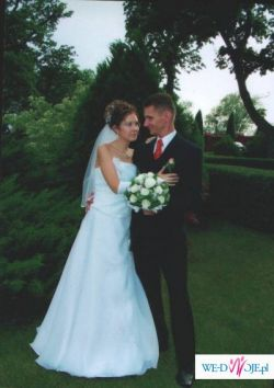 Sprzedam piękną suknie ślubna-TANIO!!!