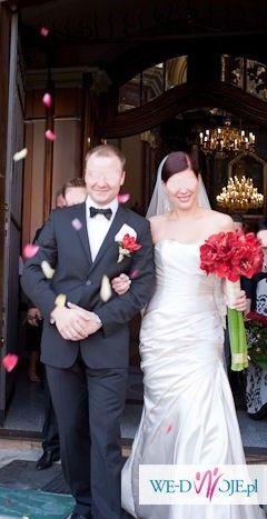 Sprzedam piękną suknię ślubną White One - model 411
